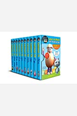 Learn to Read with Reading Eggs: Box Set 2: Lessons 11–20 (Learn to Read with Reading Eggs Box Set) Kindle Edition