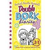 Double Dork Diaries 4 by Rachel Renee Russell - Paperback