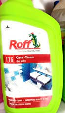 Roff Tile Cleaner with 3m All Rounder Scrub Pad (500ml, Green)