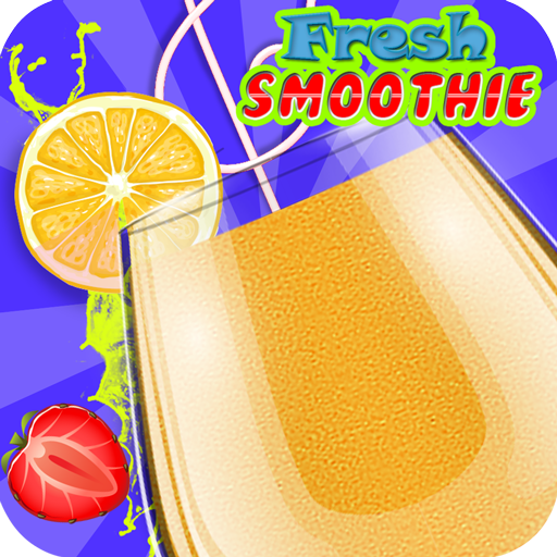 Fruits Smoothies - Cooking Games