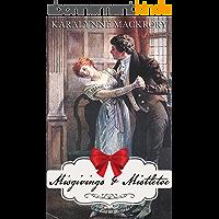 Misgivings & Mistletoe ('Tis the Season Collection): Variations on a Jane Austen Christmas (English Edition)