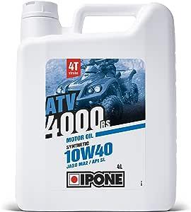 Iphone 800168 Oil Motor Atv 4000 4 Time Pu More 10 W40 Atv Auto
