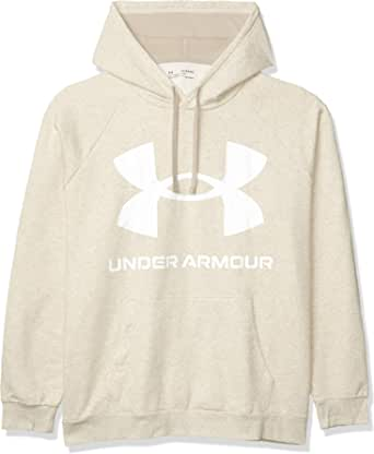Under Armour - Rival Fleece Big Logo HD, Felpa Uomo