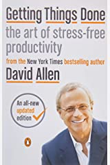 Getting Things Done: The Art of Stress-Free Productivity Taschenbuch