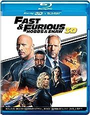 Fast & Furious Presents: Hobbs & Shaw (Blu-ray 3D & Blu-ray) (2-Disc)