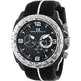 """Oceanaut Men's OC1120""""Racer"""" Stainless Steel Watch"""
