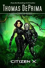Citizen X (AGU: Border Patrol Book 1) (English Edition) Kindle Ausgabe