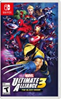 Marvel Ultimate Alliance 3: The Black Order - Nintendo Switch (Nintendo Switch)