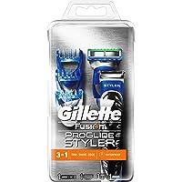 Gillette 3-in-1 Styler: Barttrimmer, Rasierer und Definierer