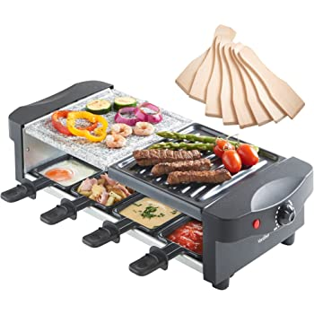 Russell Hobbs Occasions 8 Pan Multi Raclette 21000 Amazon