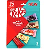 Nestle Kitkat Mini Moments Desserts (255g)-Set of 15 Pieces