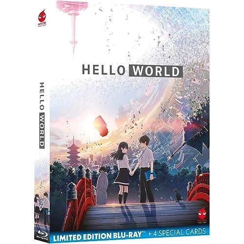 Hello World (Edizione Limitata Blu-ray + 4 Card) (Limited Edition) ( Blu Ray)