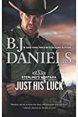 Just His Luck (Sterling's Montana Book 3) Kindle Edition