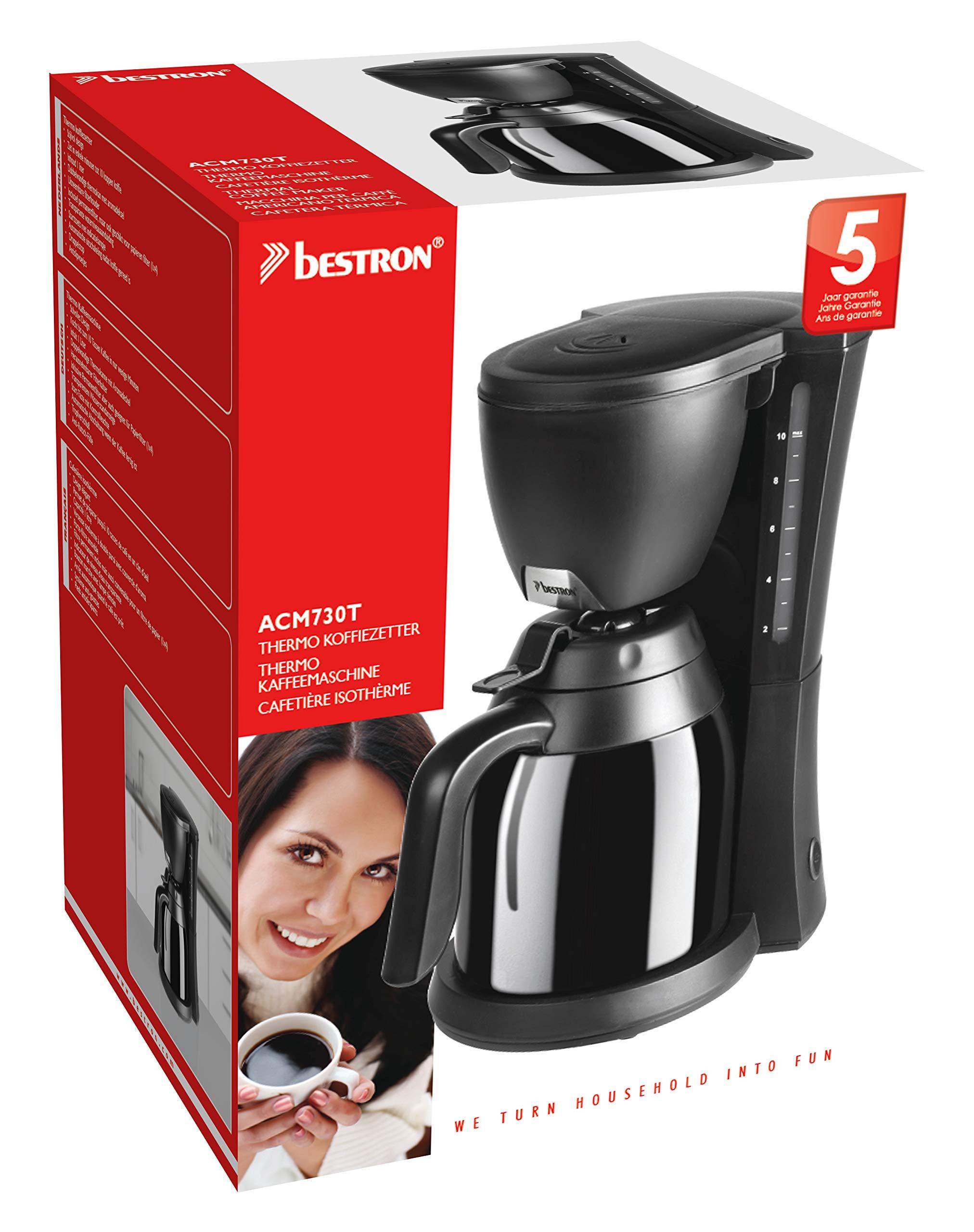 Bestron-Kaffeemaschine-mit-Thermokanne