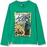 LEGO MW-Langarmshirt Jurassic World Camiseta para Niños