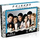 Winning Moves- Puzzle Friends MILKSHAKE-1000 Pieces, WM00377-ML1-6, Multicolor
