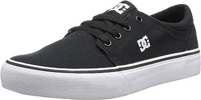 DC Shoes Trase TX-Low-Top Shoes for Boys, Scarpe da Skateboard Unisex-Bambini