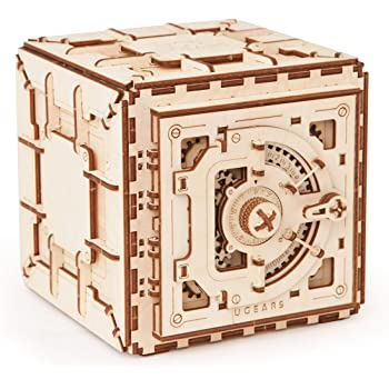 Cassaforte da costruire con combinazione