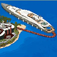 Ship Craft: Cool Big Yachts Maps per Minecraft