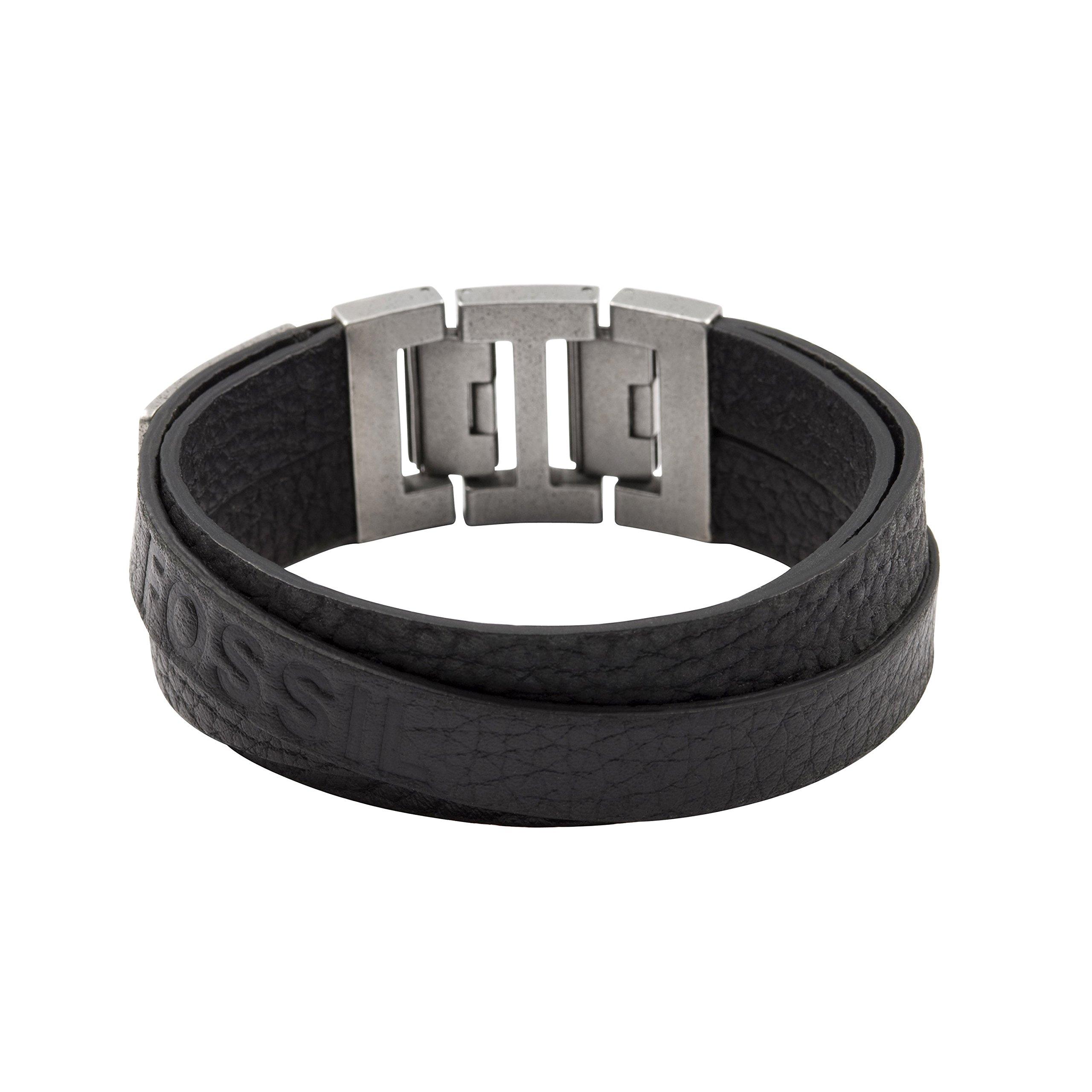 Fossil Homme Acier Bracelets multi-rangs JF03002040