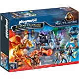 Playmobil 70187 Advent Calendar Battle for the Magic Stone for Children 5-10 Years