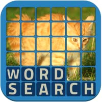 Wordsearch Revealer - Kittens FireTV
