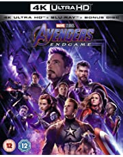 Avengers: Endgame 4K ULTRA HD BLU RAY ( 4K BLU RAY + BLU RAY + BONUS DISC ) PRE ORDER COMING ON 2ND SEPTEMBER