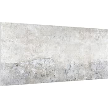 Bilderwelten Spritzschutz Glas Beton Cire Quer 1 2 Hxb 40cm X
