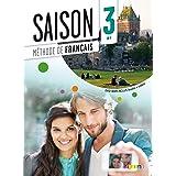 Saison: Livre de l'eleve B1 + DVD-ROM