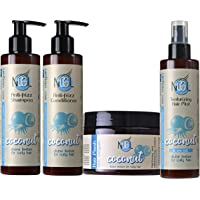 Gift Box: Shampoo, Conditioner, Hair Mask and Lotion