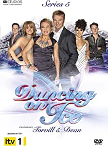 Dancing On Ice Series 5 [DVD]