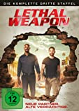 Lethal Weapon - Die komplette dritte Staffel [3 DVDs]
