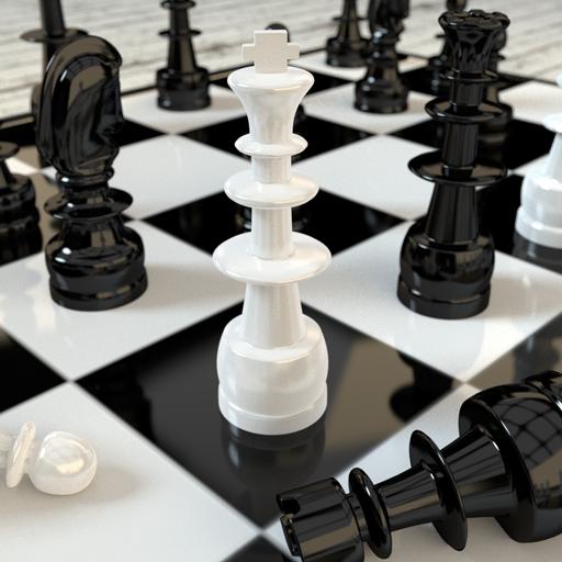 Ajedrez 3D - el clásico juego de estrategia