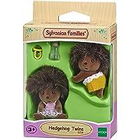 Sylvanian- Hedgehog Twins Families Jumeaux Hérisson, 5218, Pas de Variations, Norme