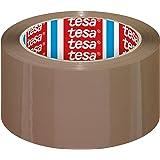Tesa 4195 PP Packband (66 m:50 mm) bruin
