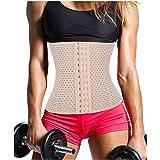 BodyMaster Ademend Hot Taille Trainer Corset voor Gewichtsverlies Sport Body Shaper Tummy Control Vetverbrander Riem Girdle B