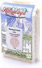 reis basmati 1121 Golden Sella Premium Himalaya BasmatiReis basmati parboiled 5 x 1 kg Gewürze Höchster Qualität Premium Qualität aus Indien Ursprung Himalaya Gebirge Indien Naturware