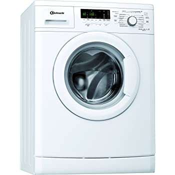 Bauknecht 12NC858377703010 WAK 91 Waschmaschine Frontlader A 1400 UpM 9 Kg Weiss