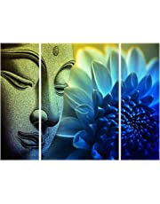 SAF 6MM Buddha Religious Panel Painting(SANFJM1245)