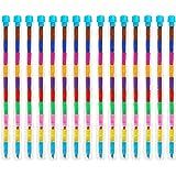 THE TWIDDLERS 36 lápices de Punta Intercambiable - 11 Colores Distintos - Ideales como Detalles de Fiesta, Rellenos para Bols