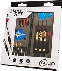 Solid Success Premium Dartpfeile Dart Set (25-teilig)