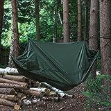 Andes - Hamac de camping - équipement pour la jungle/la randonnée/la survie/les militaires/le bushcraft