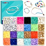 Polymeer Klei Kraal voor Kralen Set Kralen Kettingen Set voor Charm Armband Ketting Kit DIY Sieraden Maken Craft Kit Creatief