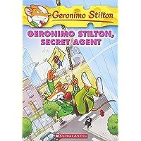 Geronimo Stilton Secret Agent: 34