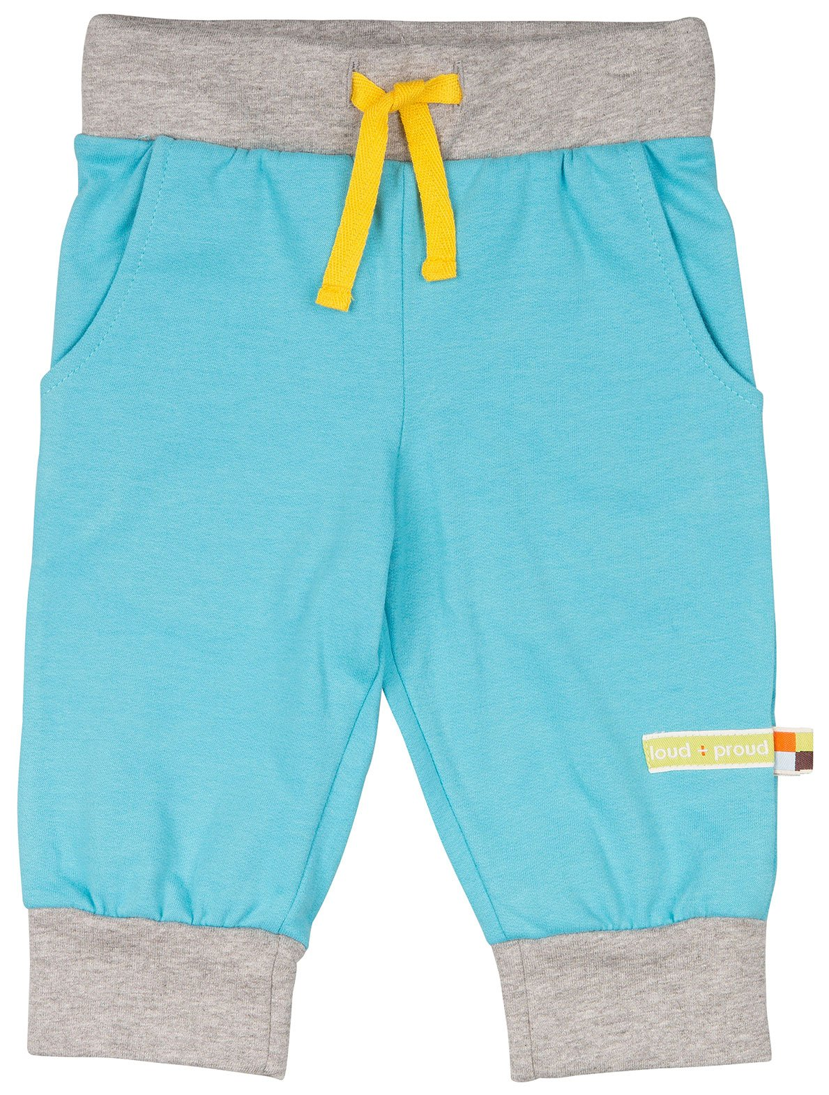 loud + proud Sweathose Pantalones para Bebés 1