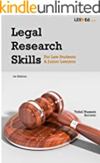 Legal Research Skills: For Law Students & Junior Lawyers