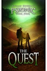 The Quest (Psionic Pentalogy Book 4) Kindle Edition