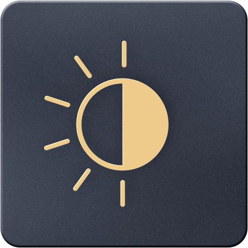 Night Mode Screen Dimmer Reader Control