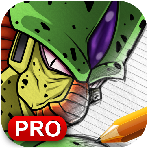 How to Draw Dragon Ball Z: Pro Edition