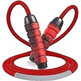 Cocoda Cuerda Saltar, Comba Crossfit Ajustable Sin Enredos con Rodamientos de Bolas Rápidos, Jump Rope con Asas de Espuma de